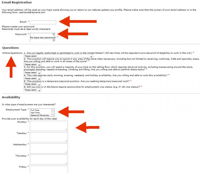 Barnes and Noble Application - Screenshot 4