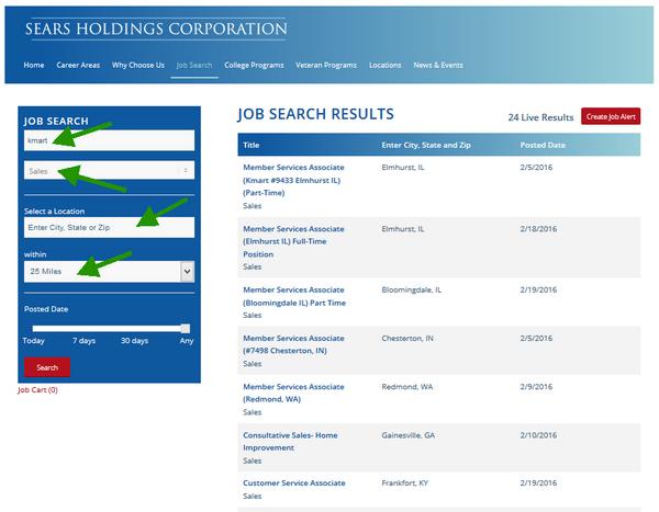 Kmart career guide kmart application job application review