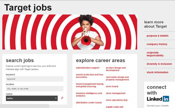 Target Job Application Amp Career Guide Job Application Review