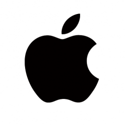 Apple application company logo