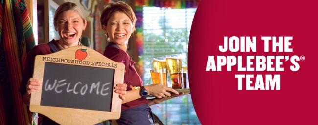 Applebees Job Applications