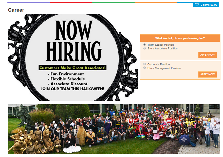 Party City Job Application & Career Guide | Job Application Review