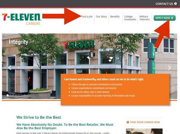 7 Eleven Career Guide 7 Eleven Application
