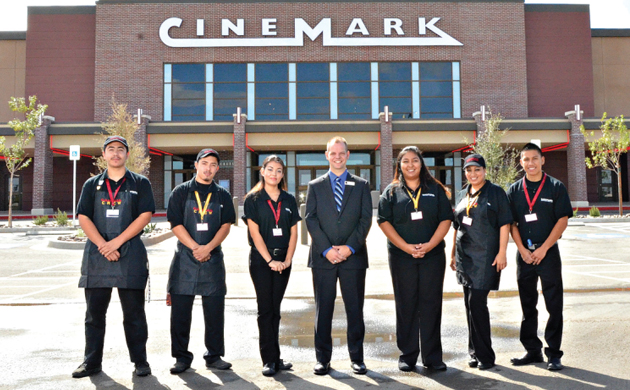 Cinemark Theater Employees