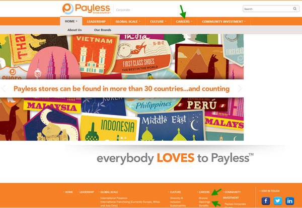 Payless Career Guide Payless Application 2018 Job Application Review