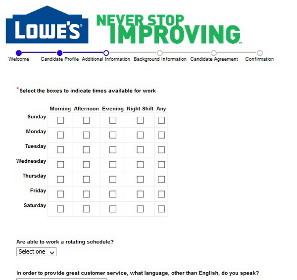 Lowes Career Guide – Lowes Application 2019 | Job