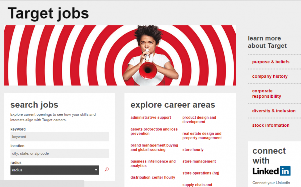 Target Job Application Career Guide – Target Job Application