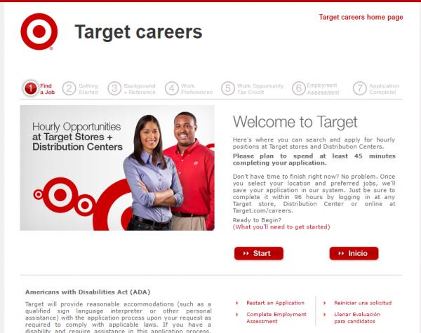 Target Job Application & Career Guide | Job Application Review