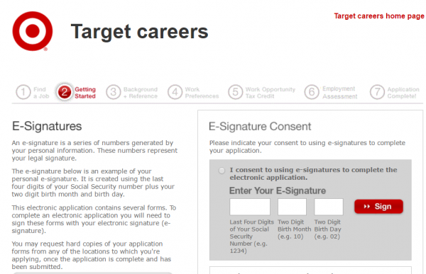target job application career guide job application review