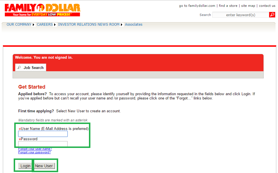 family dollar job application  u0026 career guide 2018