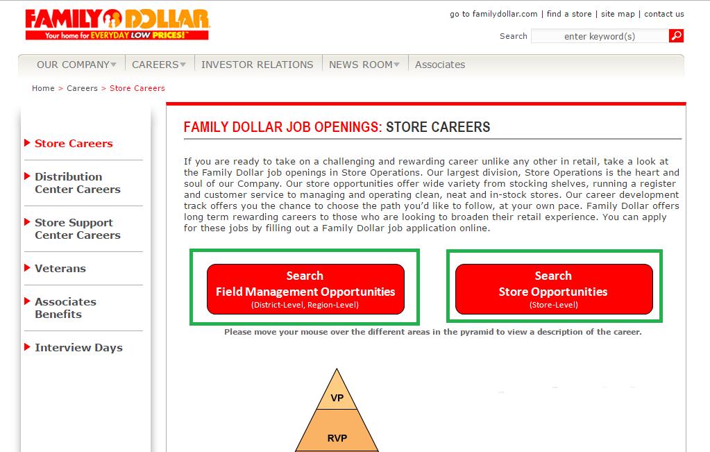 family dollar job application career guide 2018 job application review. Black Bedroom Furniture Sets. Home Design Ideas