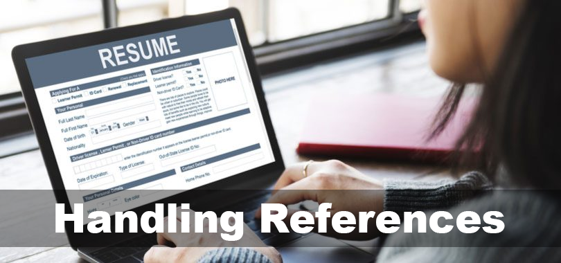 How to Write References To Supplement Resumes