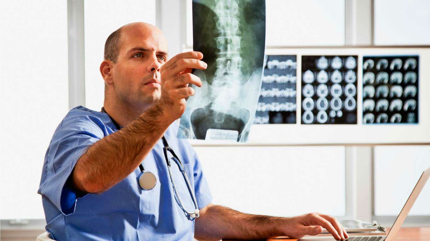 Radiologists and MRI Techs