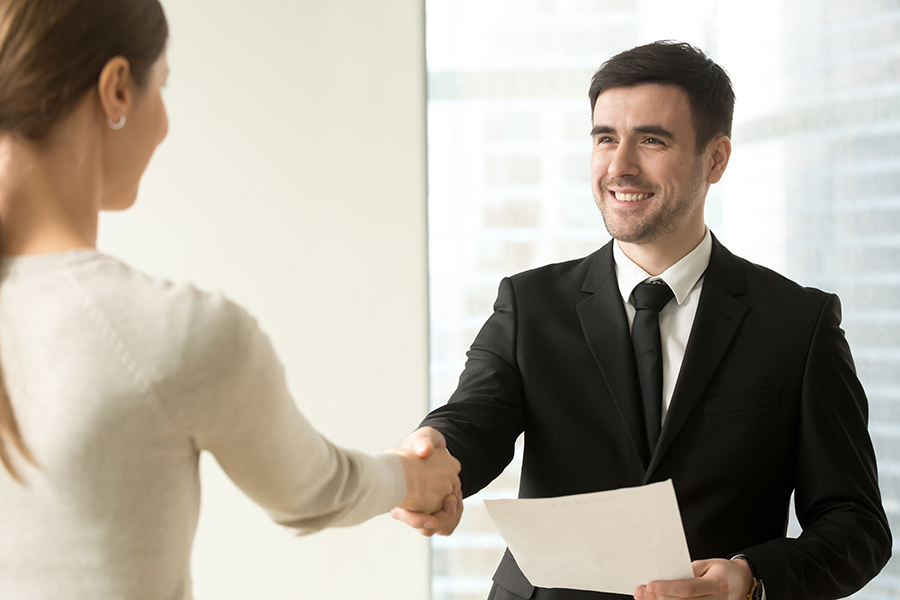 The Interview Etiquette to Land Any Job and Leave Everyone Wanting More