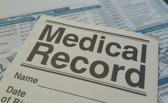 an individual medical record
